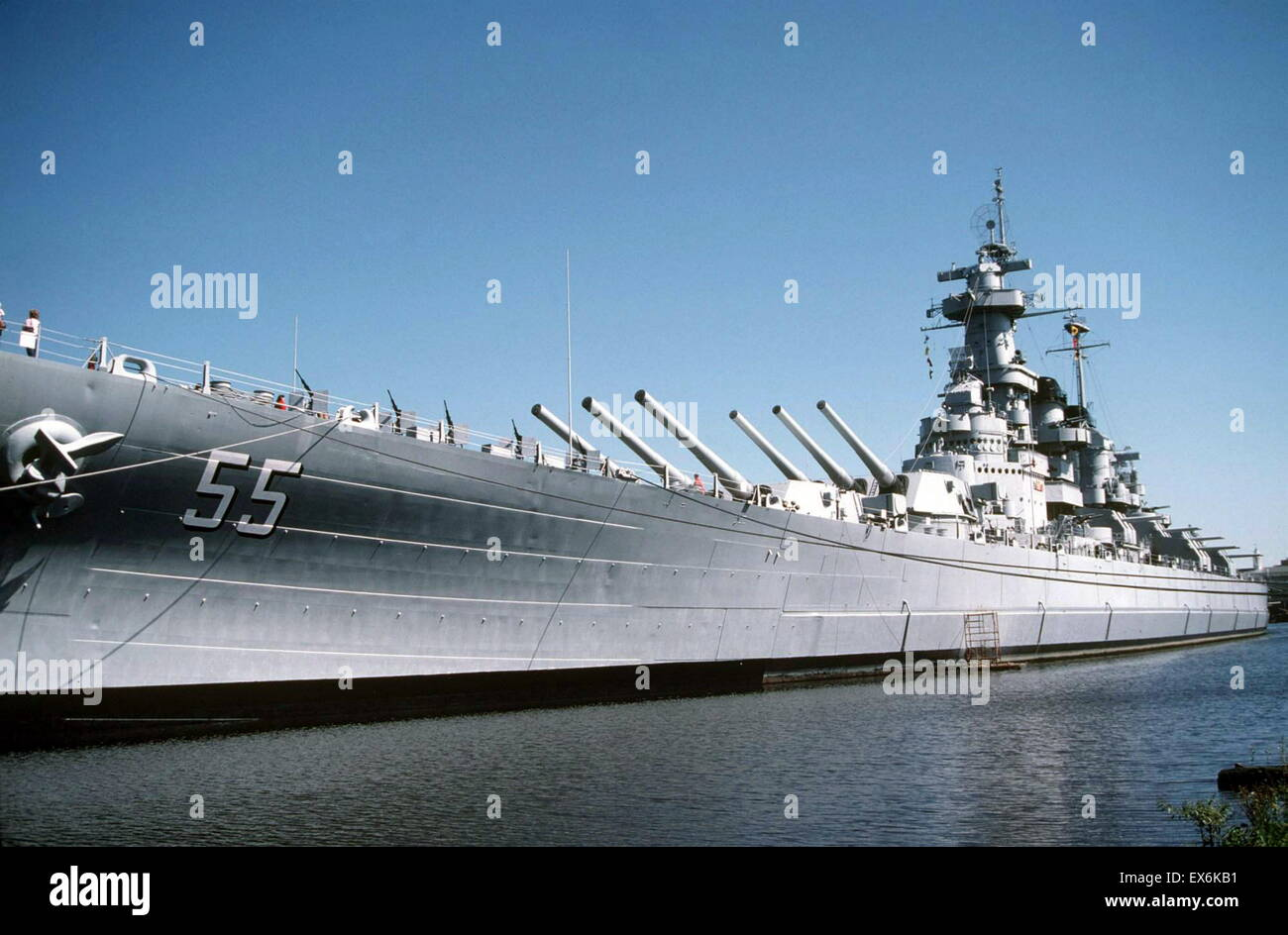 US Navy Museum Ship North Carolina Wilmington North Carolina - Ship museums in us