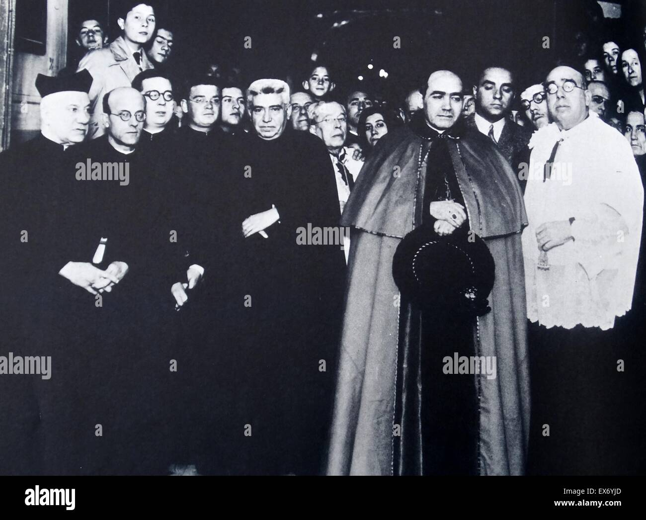 Image result for roman catholic bishop spain 1937