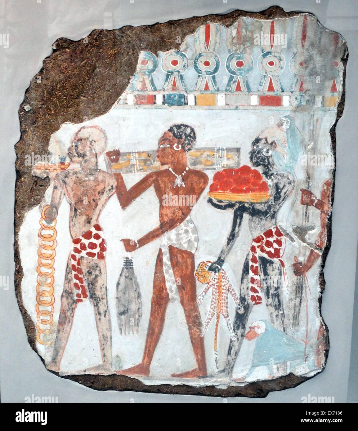 1000 images about e artifacts on pinterest egypt for Egyptian mural paintings