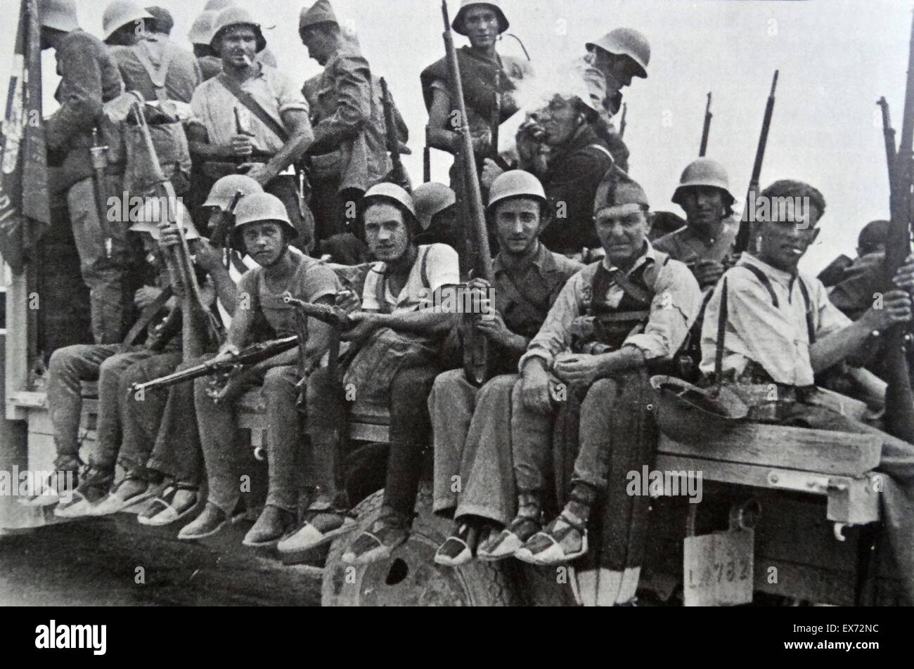 the spanish civil war The spanish civil war primo de rivera the causes of the spanish civil war the falange the spanish civil war the international brigade the battle for madrid.