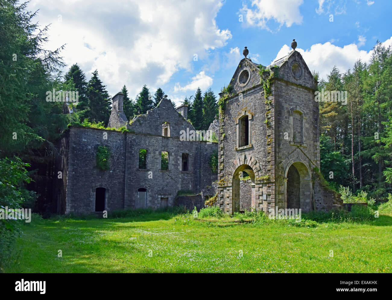 Carmichael House Thankerton South Lanarkshire Scotland