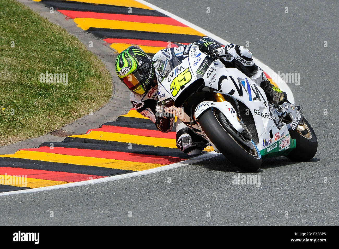 sachsenring germany 10 gopro motorrad grand prix deutschland moto stock photo royalty free. Black Bedroom Furniture Sets. Home Design Ideas