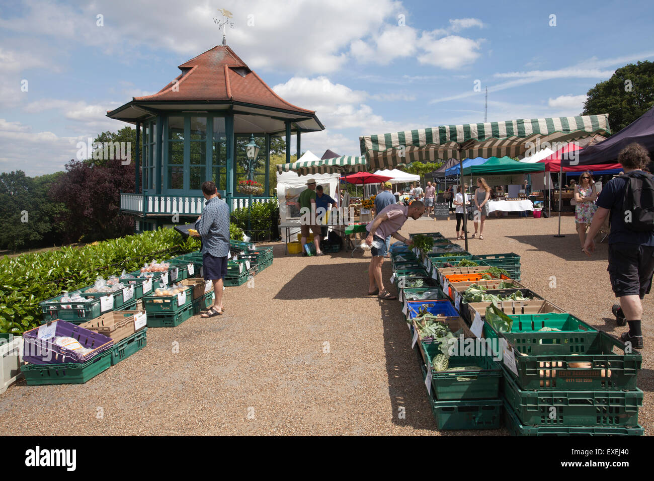 Horniman museum gardens - Farmers Market In The Grounds At The Horniman Museum And Gardens Forest Hill Southeast