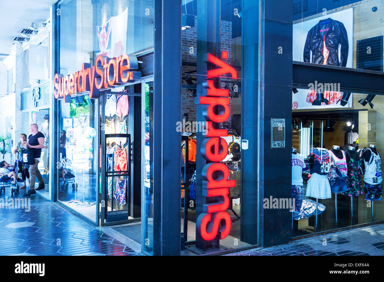 Best clothing stores in spain