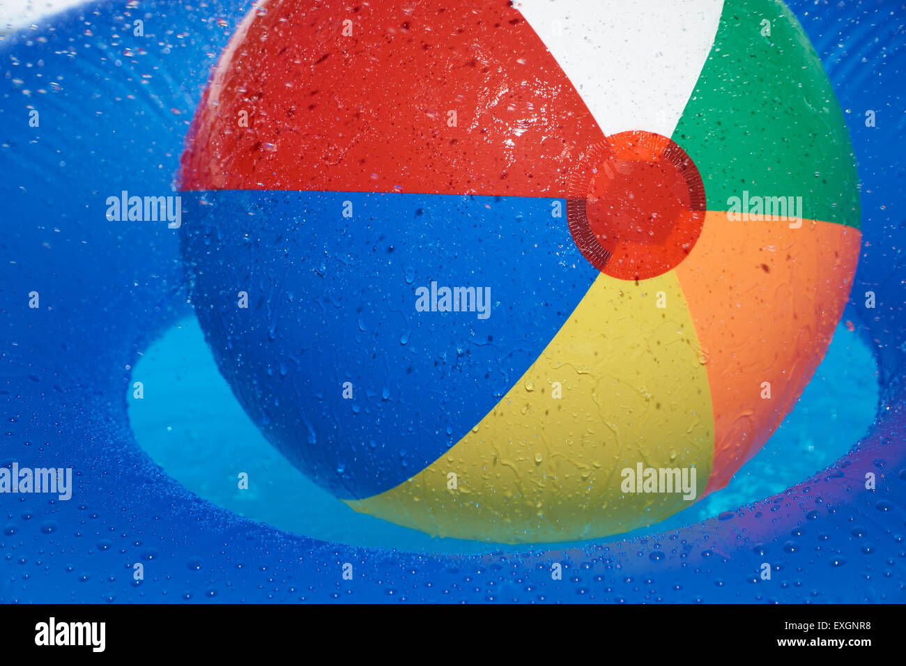 Beach Ball In Water contemporary pool water with beach ball in t inside design inspiration