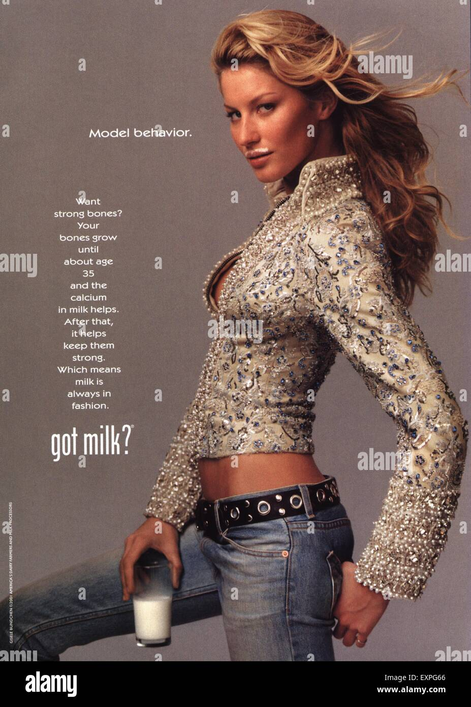 got milk analysis