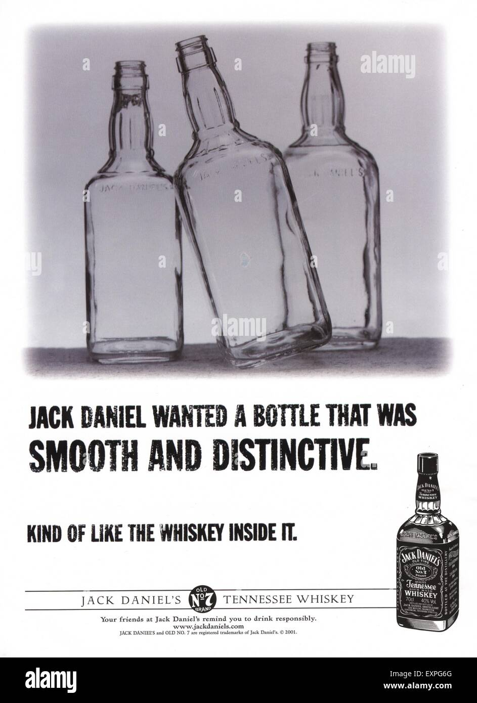 s uk jack daniel s magazine advert stock photo royalty 2000s uk jack daniel s magazine advert