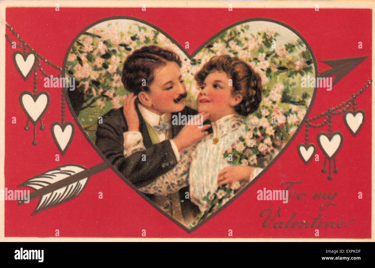 1920s UK Valentines Day Cards Greetings Card Photo Royalty – Valentines Cards Uk
