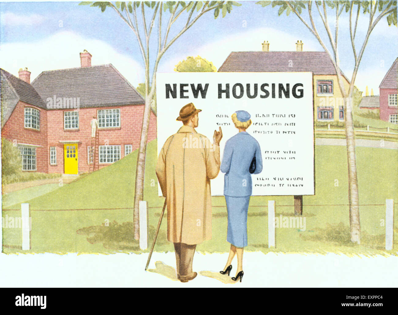 Http Www Alamy Com Stock Photo 1950s Uk New Homes Magazine Advert Detail 85323060 Html