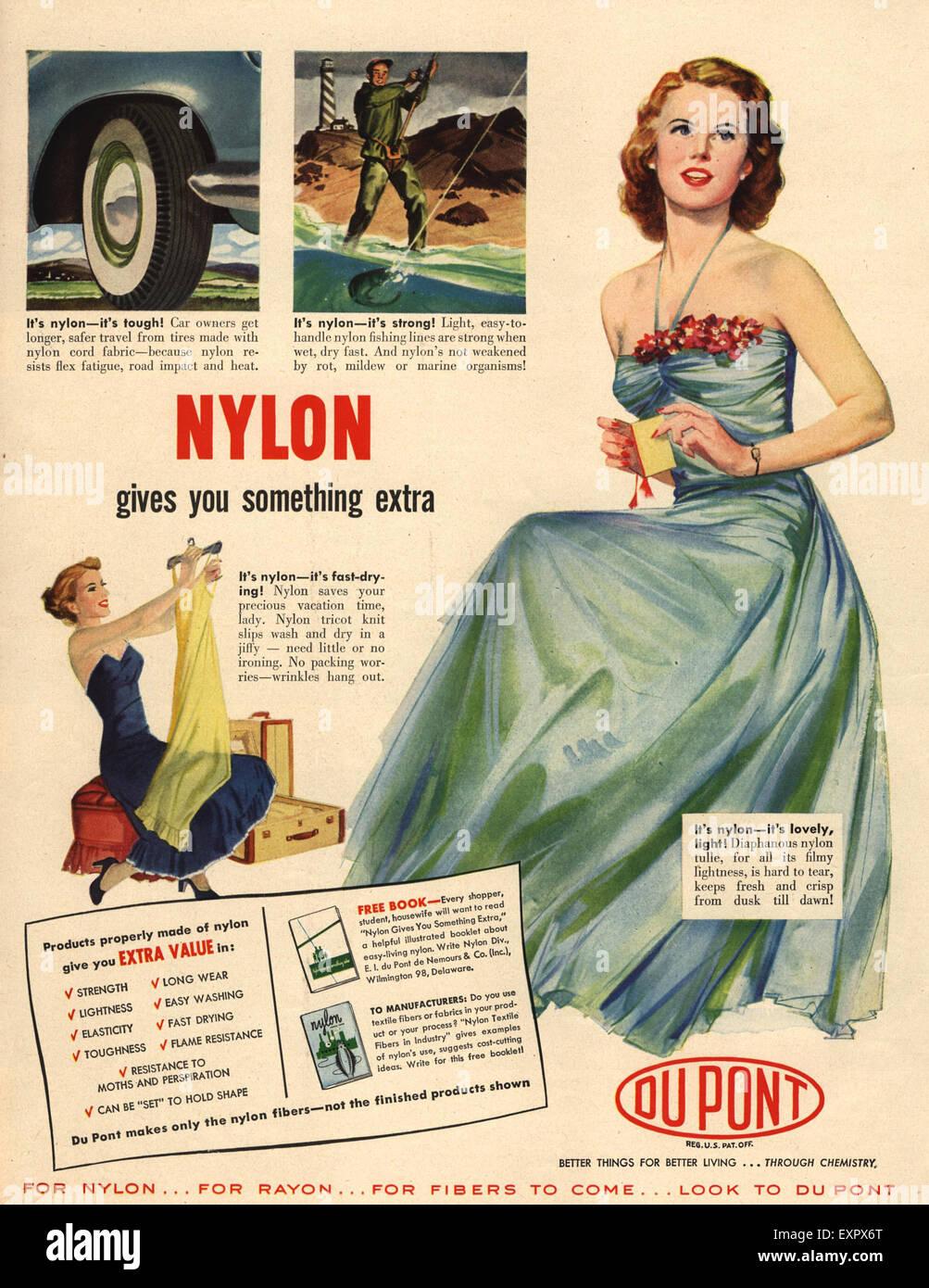 Nylon Dupont 16