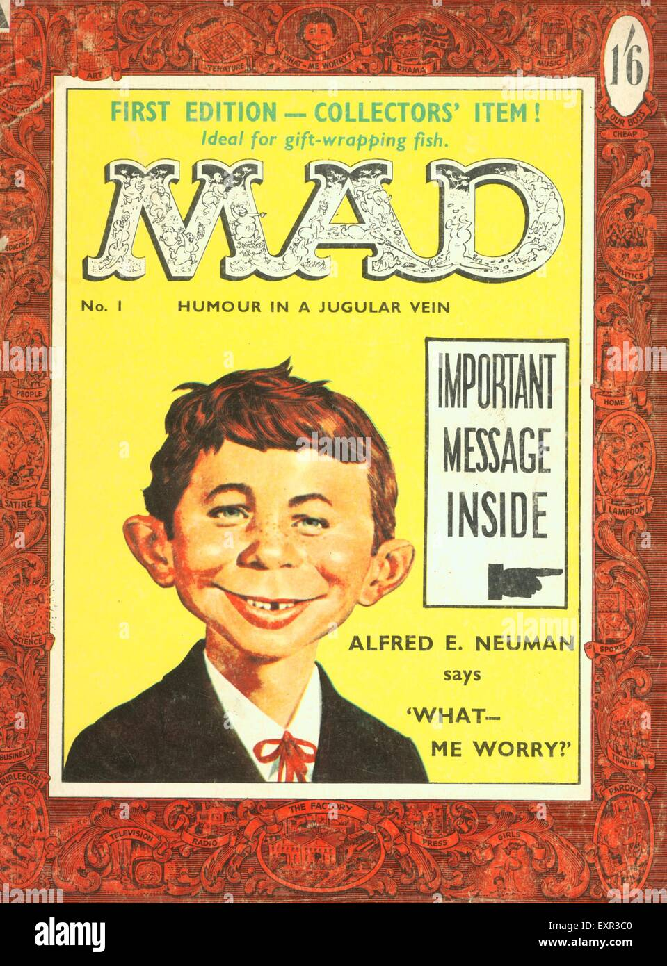 mad magazine 1960s wwwimgkidcom the image kid has it