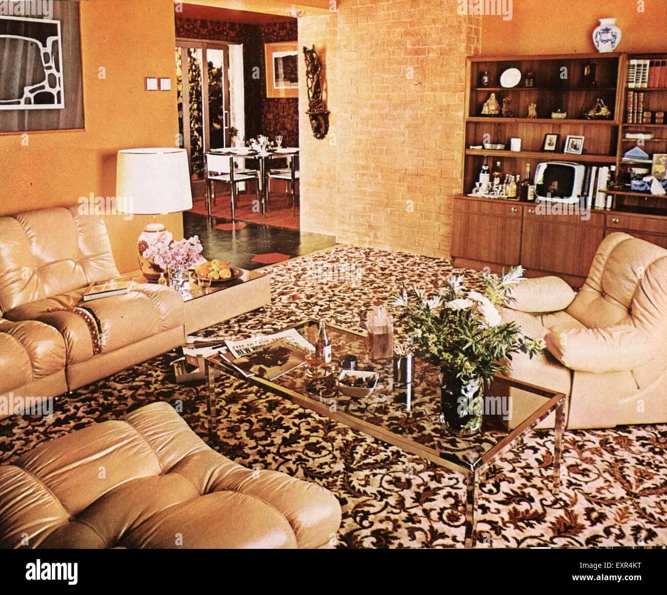 1970s UK Interiors Furniture Magazine Advert