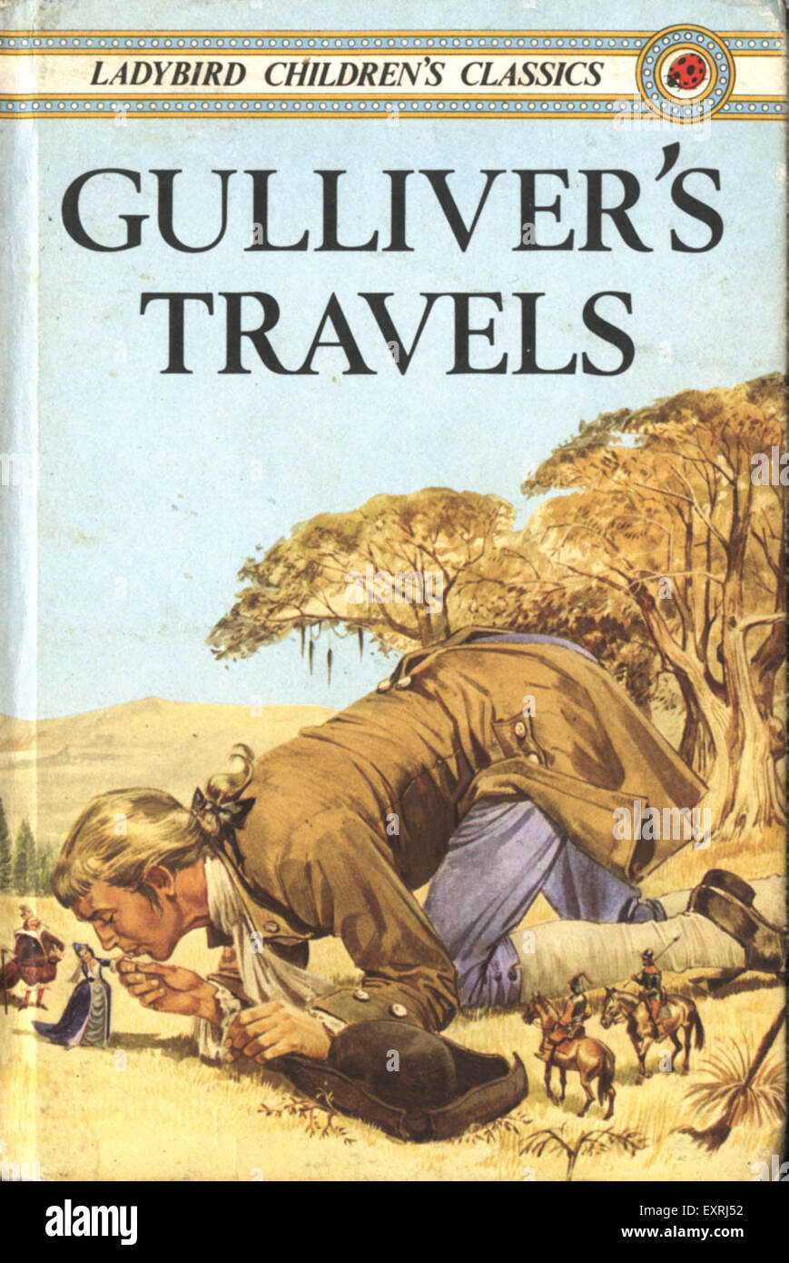 Gullivers Travels Book