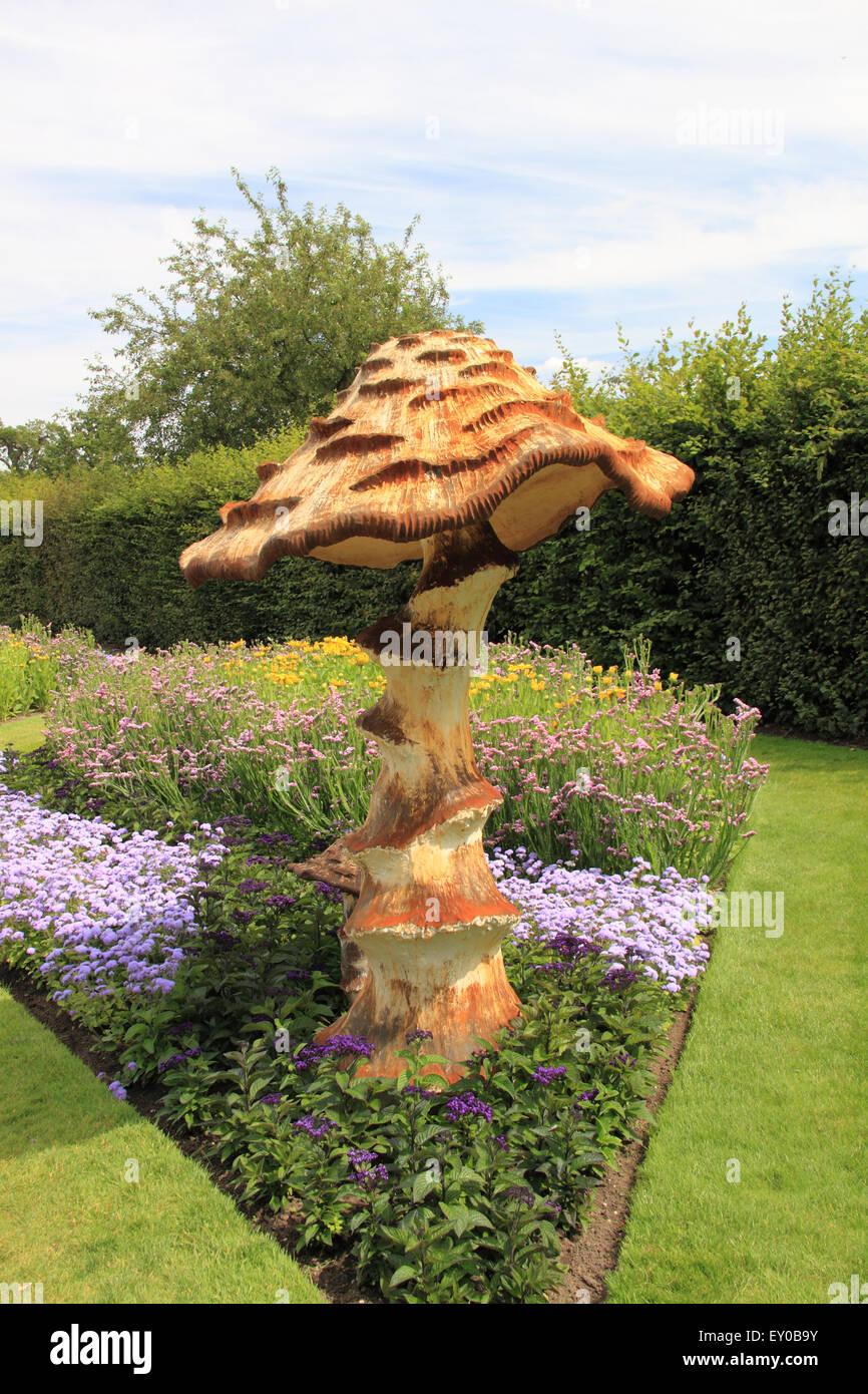 Garden Giant Mushroom