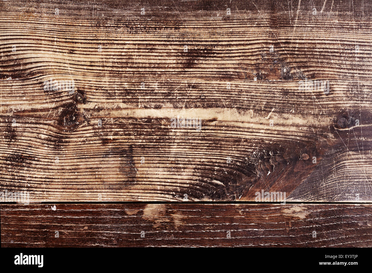 Wood table top texture - Old Scratched Oak Table Top Texture Background