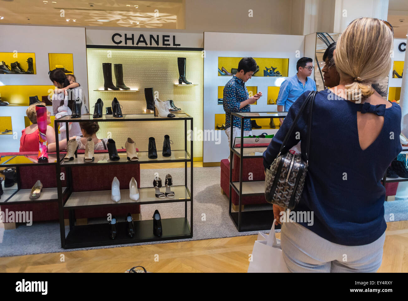 chanel bon marche store - photo#2