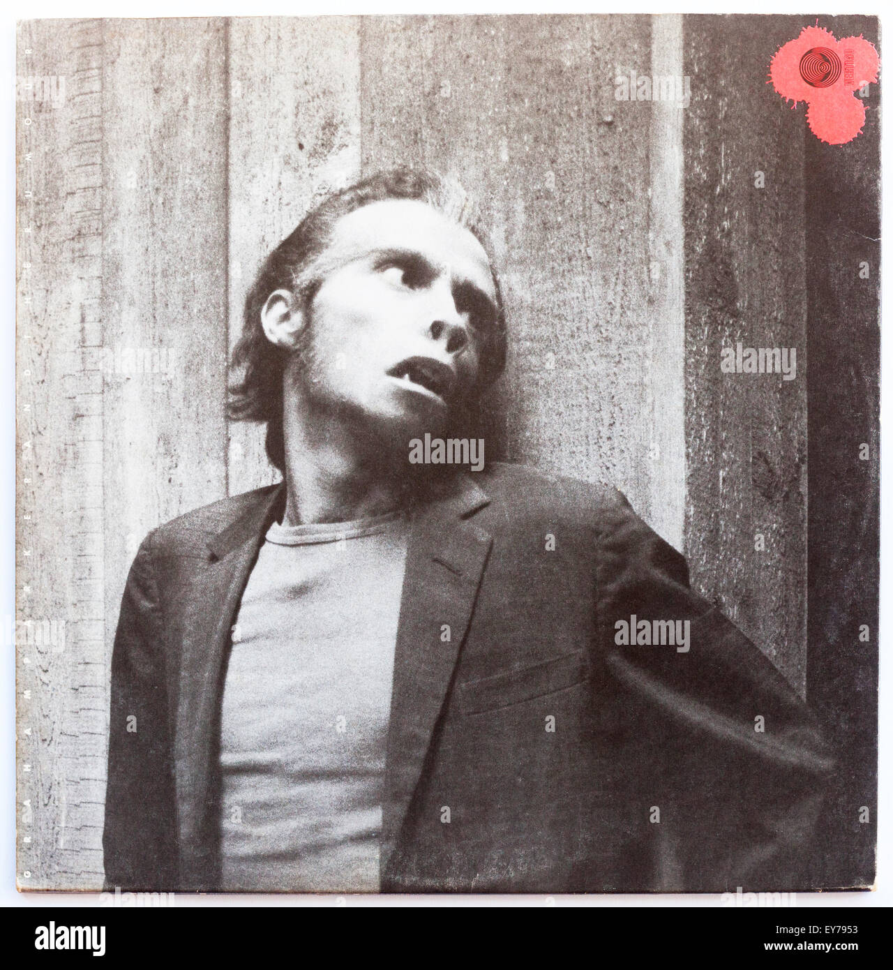 Cover Of Graham Parker And The Rumour Parkerilla 1978 Vinyl Album Stock Photo
