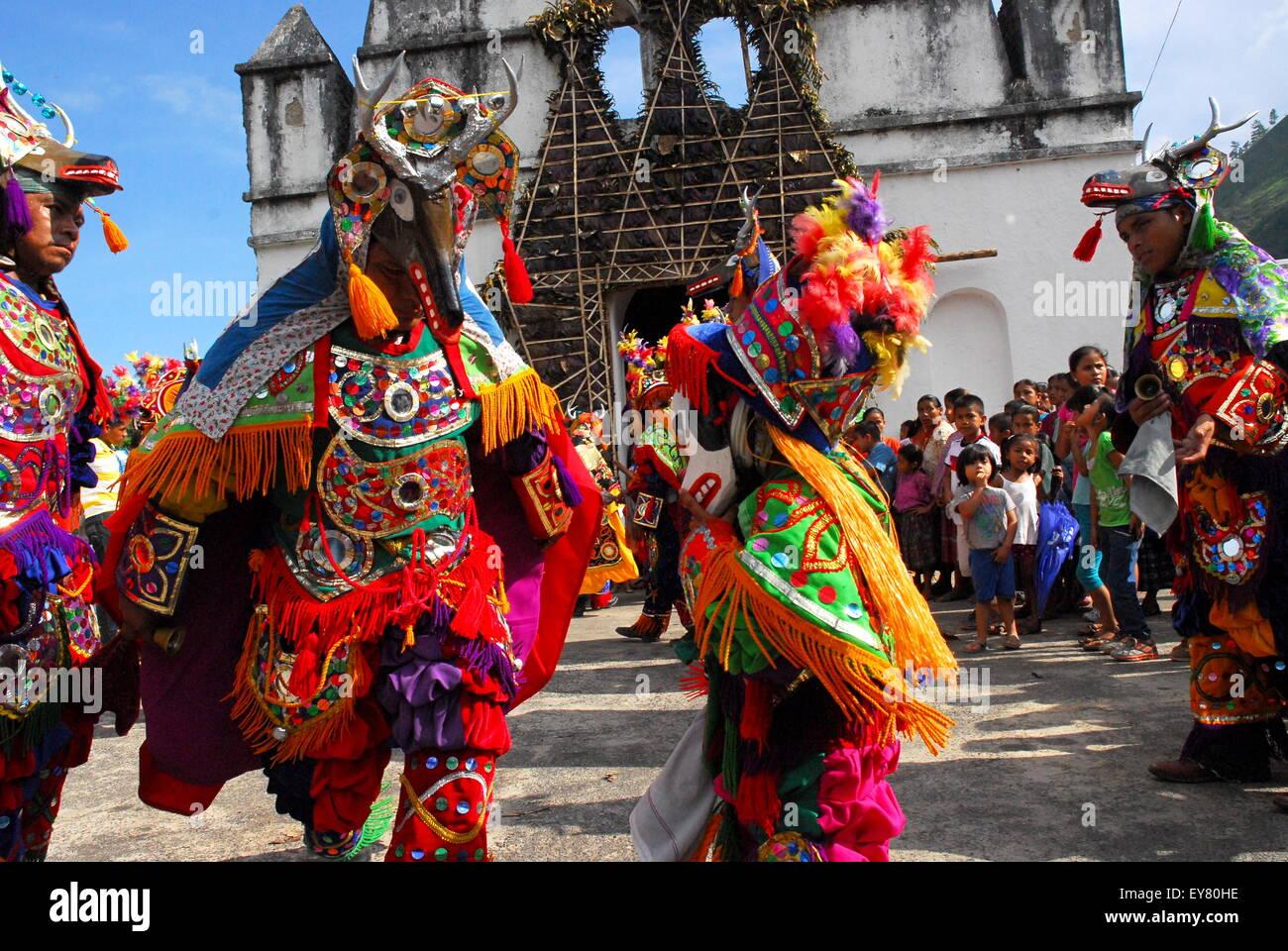 Guatemalan Christmas Parade