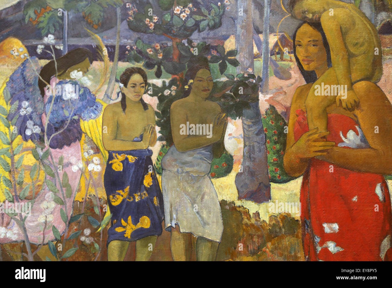 paul gauguin 1848 1903 essay 2017-11-21 paul gauguin (1848-1903) wrote racontars de rapin only months before he died in 1903, but the essay remained unpublished until 1951.