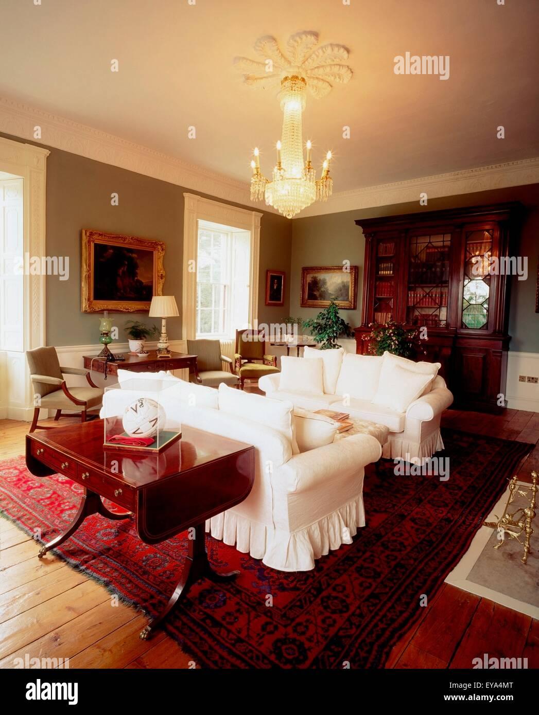 frybrook house boyle co roscommon ireland living room in an