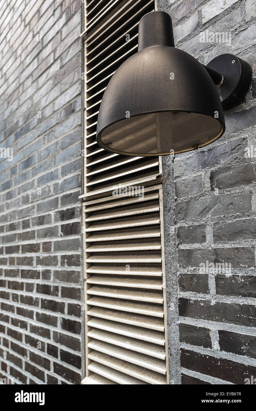 Modern outdoor lamp light mounted on brick wall exterior lighting modern outdoor lamp light mounted on brick wall exterior lighting equipment aloadofball Image collections