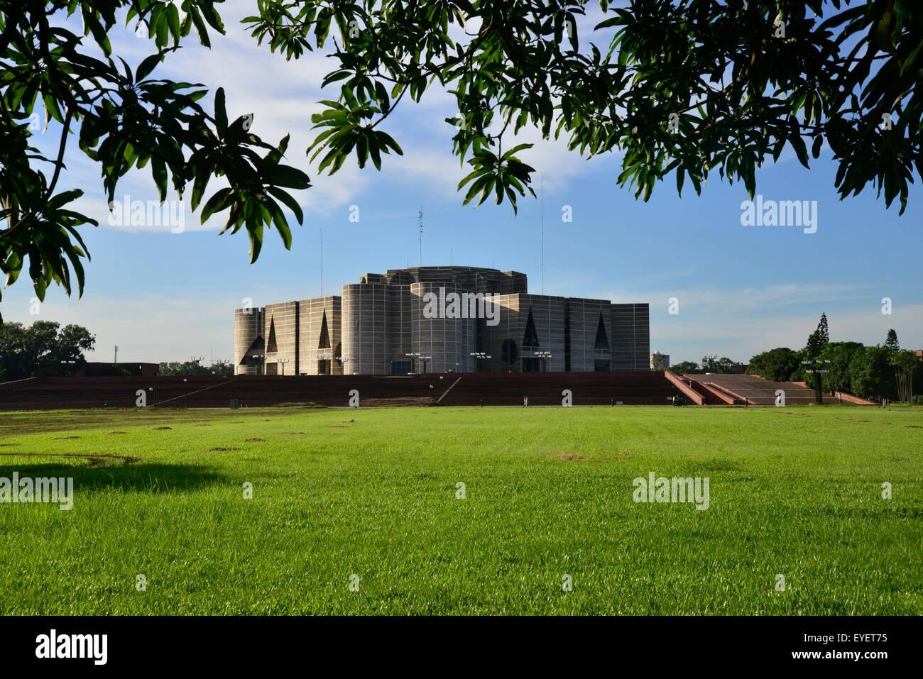 Dhaka bangladesh 28th july 2015 the national for Bangladesh house picture