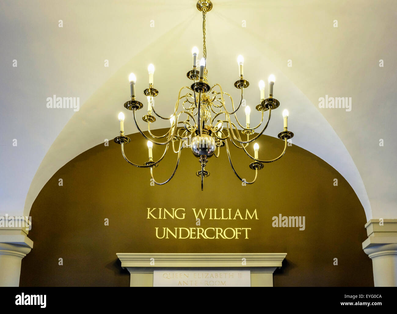 King william undercroft sign and chandelier old royal naval college king william undercroft sign and chandelier old royal naval college greenwich london arubaitofo Images