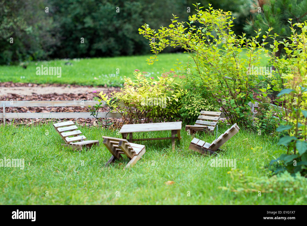 Garden furniture World in miniature  Garden furniture World in miniature  Stock Photo Royalty Free. Garden Furniture World   louisvuittonukonlinestore com