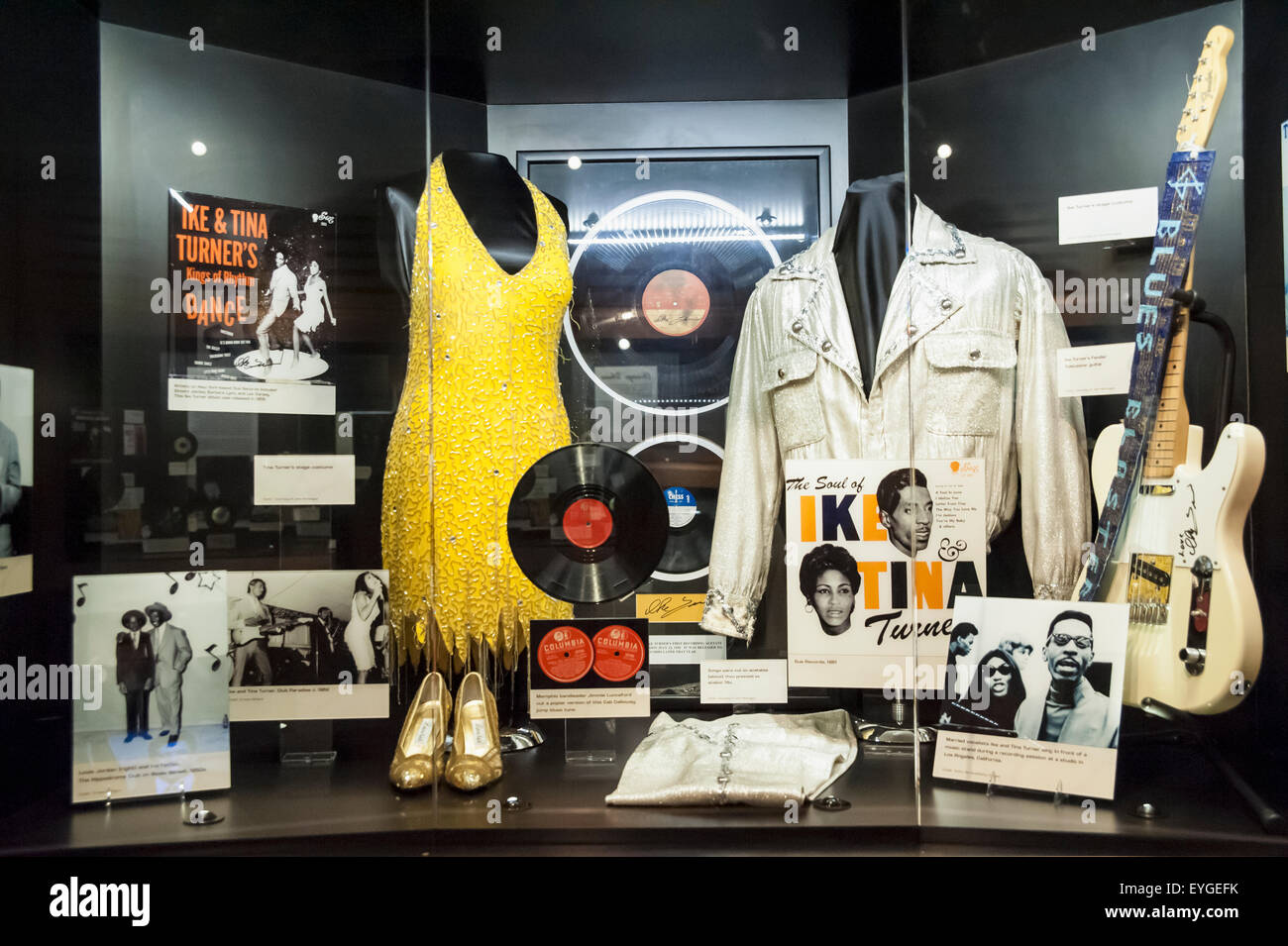 USA Tennessee Inside Stax Museum Of American Soul Music Memphis - Music museums in usa