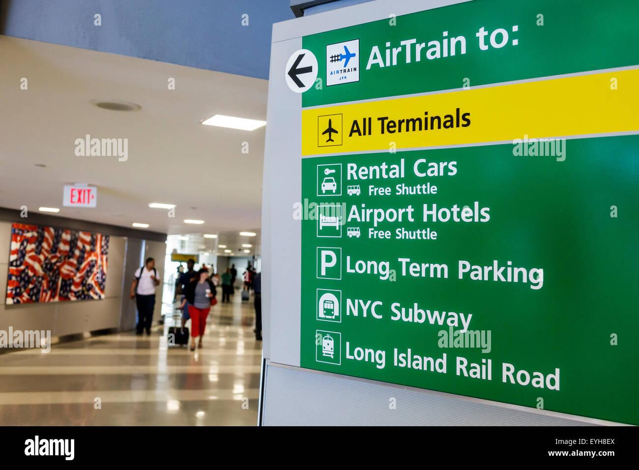 Custom car interior queens ny - New York Queens John F Kennedy International Airport Jfk Inside Interior Terminal Concourse Gate Area
