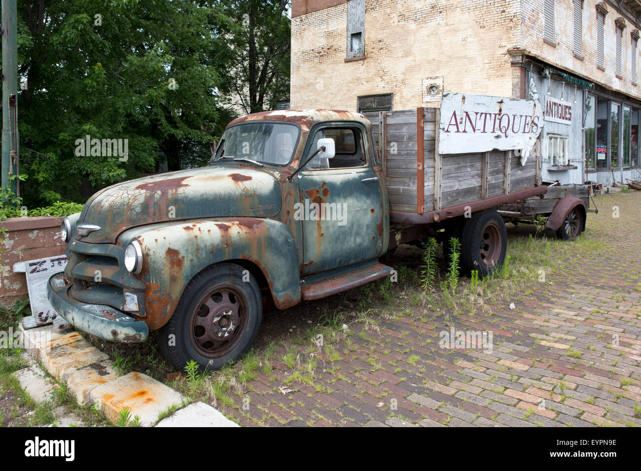 Old Chevy Pickup Stock Photos & Old Chevy Pickup Stock Images - Alamy