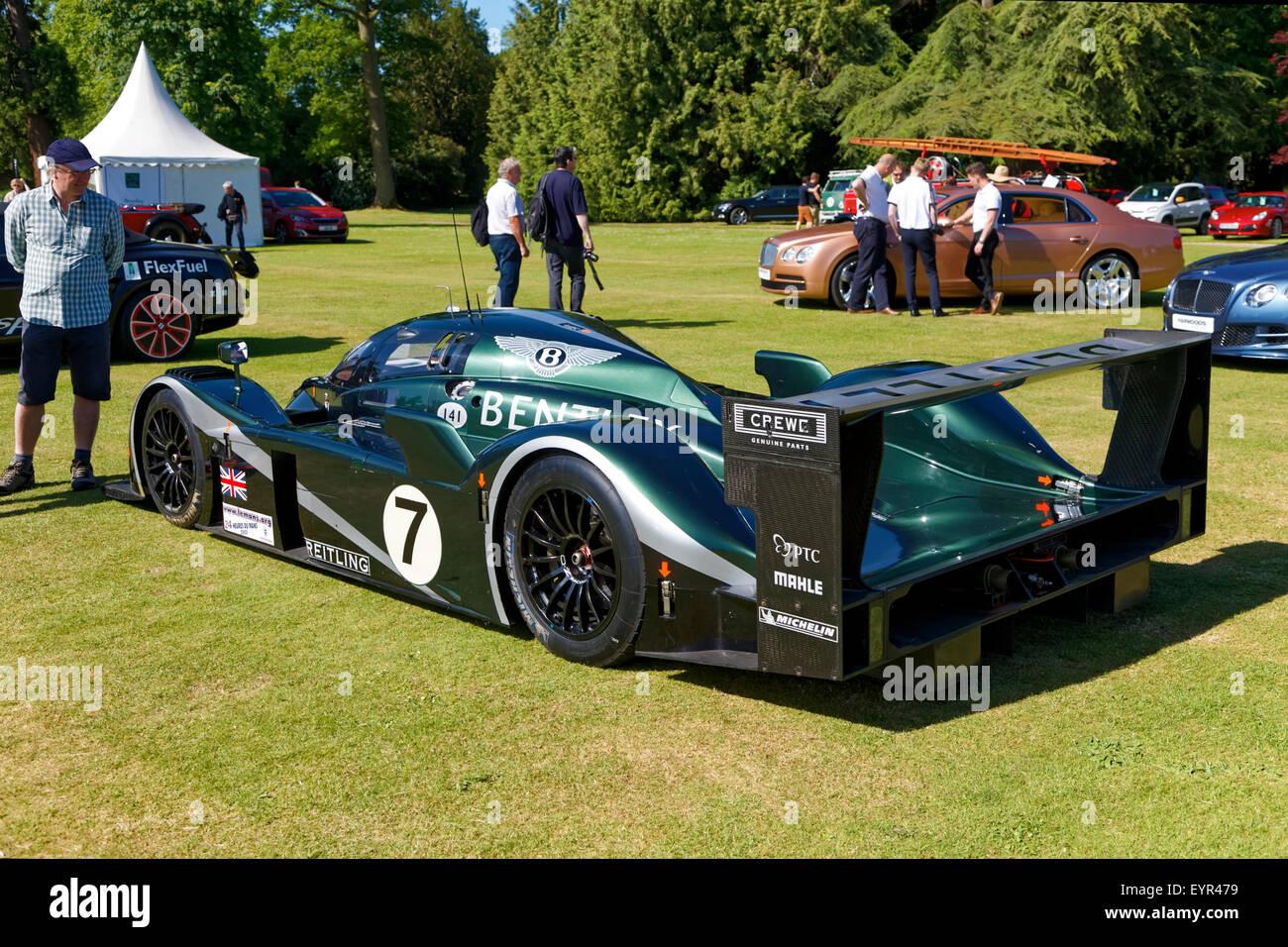 number 7 british racing green 24 hour le mans 2003 race. Black Bedroom Furniture Sets. Home Design Ideas