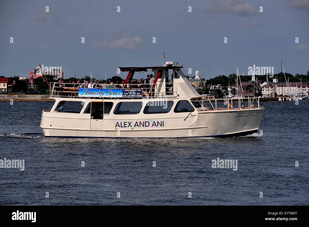 Newport Rhode Island Alex And Ani Touring Boat Offers One Hour - Alex and ani cruise ship