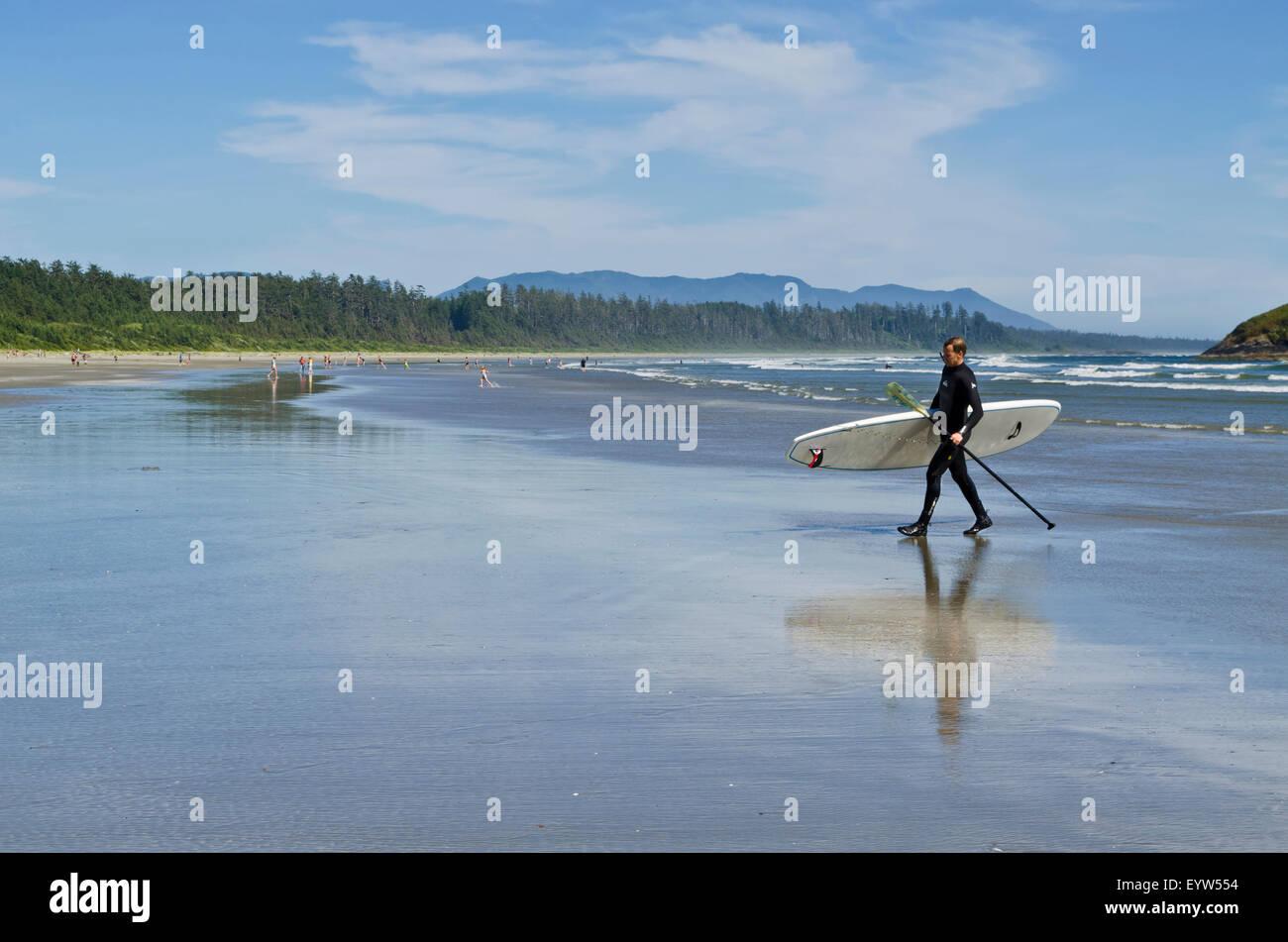 man-in-wet-suit-walking-on-the-beach-car
