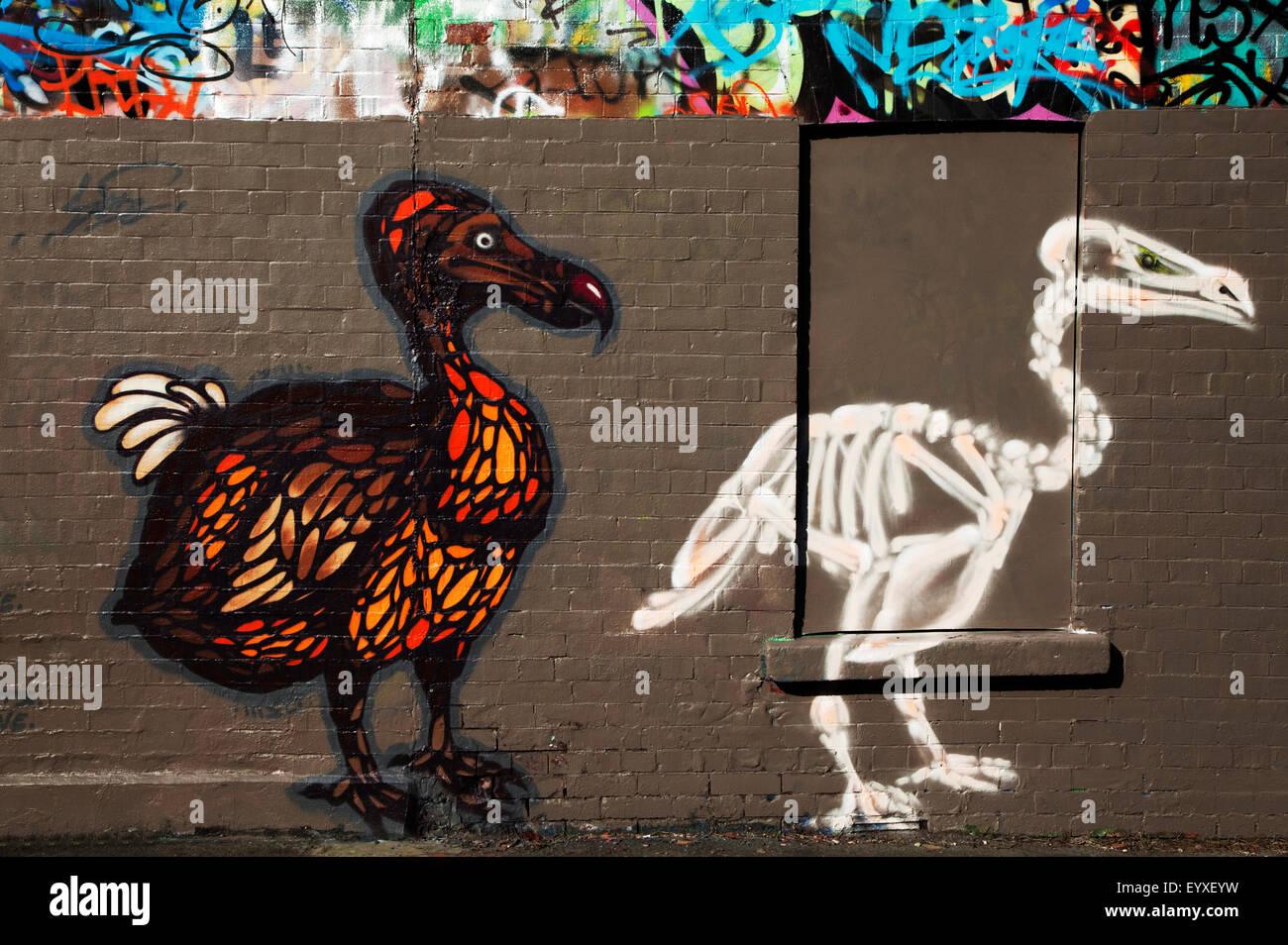 Graffiti wall dublin - Like The Dodo The U2 Graffiti Wall Part Of Windmill Lane Studios In Dublin