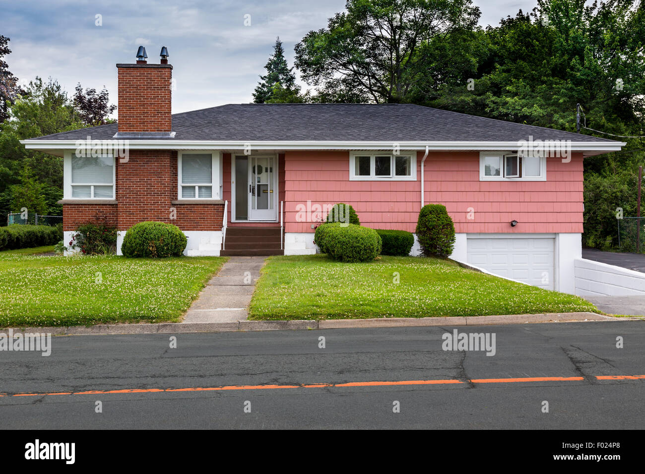 North American Bungalow From The Sixties