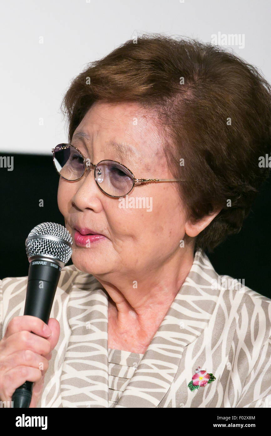 who was released u s stock photos who was released u s stock essayist kayoko ebina speaks during a talk event for the movie this country s sky kono