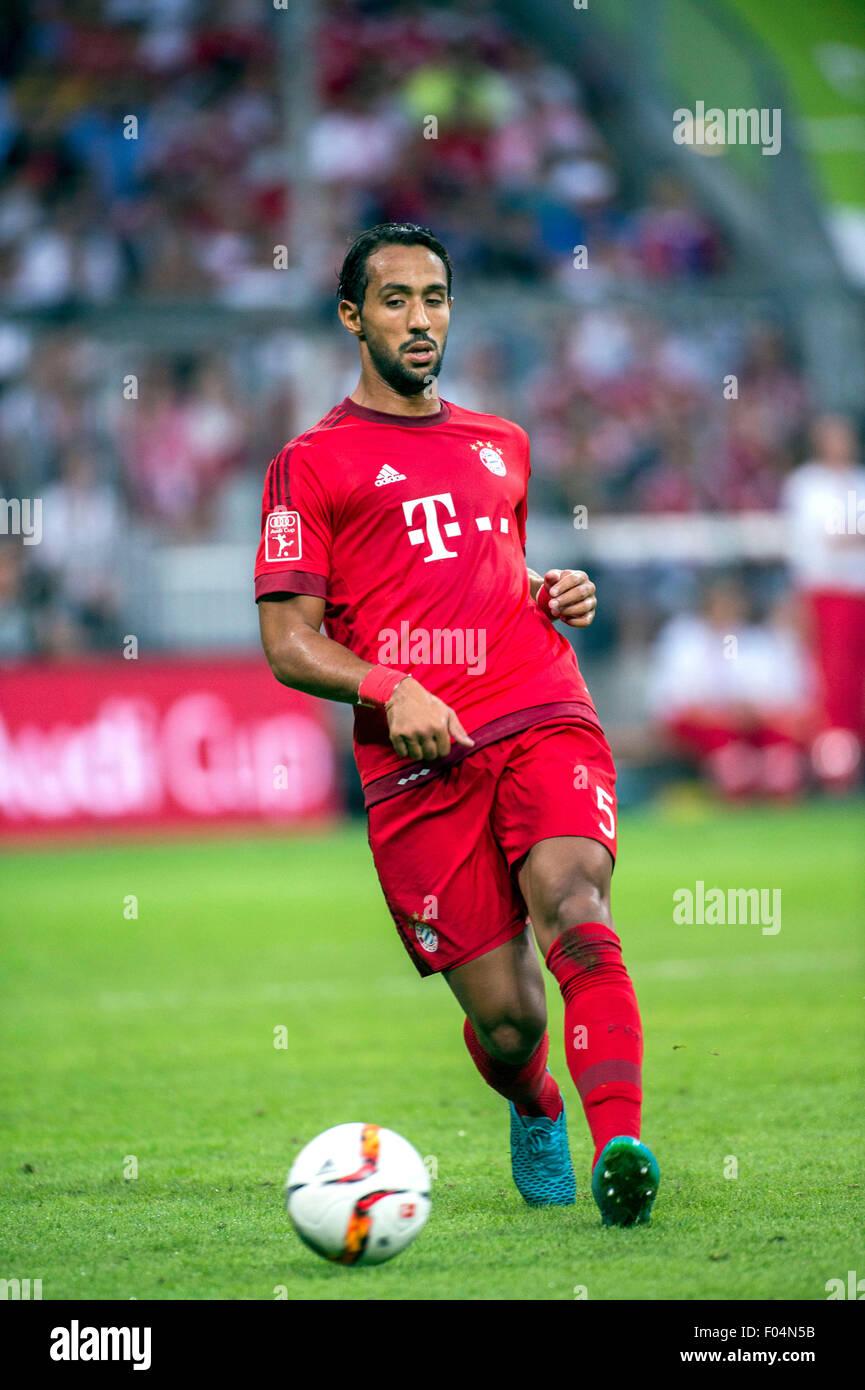 Munich Germany 5th Aug 2015 Mehdi Benatia Bayern Stock