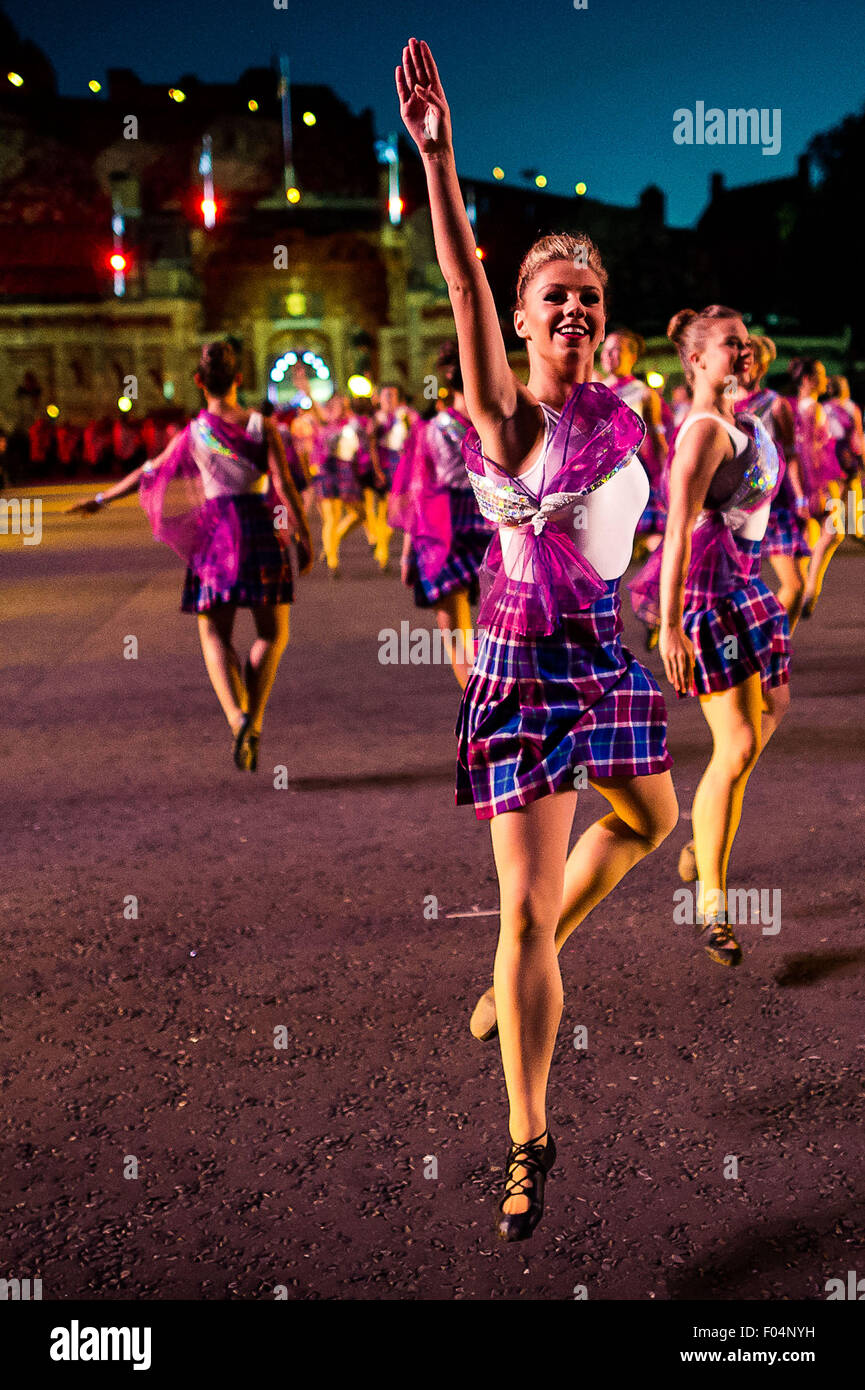 Edinburgh scotland uk 6th aug 2015 the royal edinburgh for Royal edinburgh military tattoo
