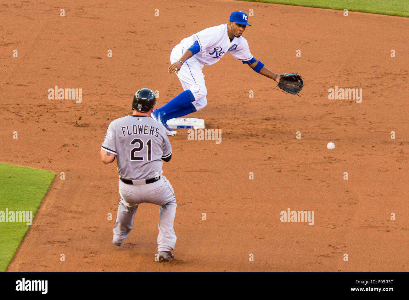 August 07 2015 tyler flowers 21 of the chicago white sox is hit august 07 2015 tyler flowers 21 of the chicago white sox is hit mightylinksfo Choice Image