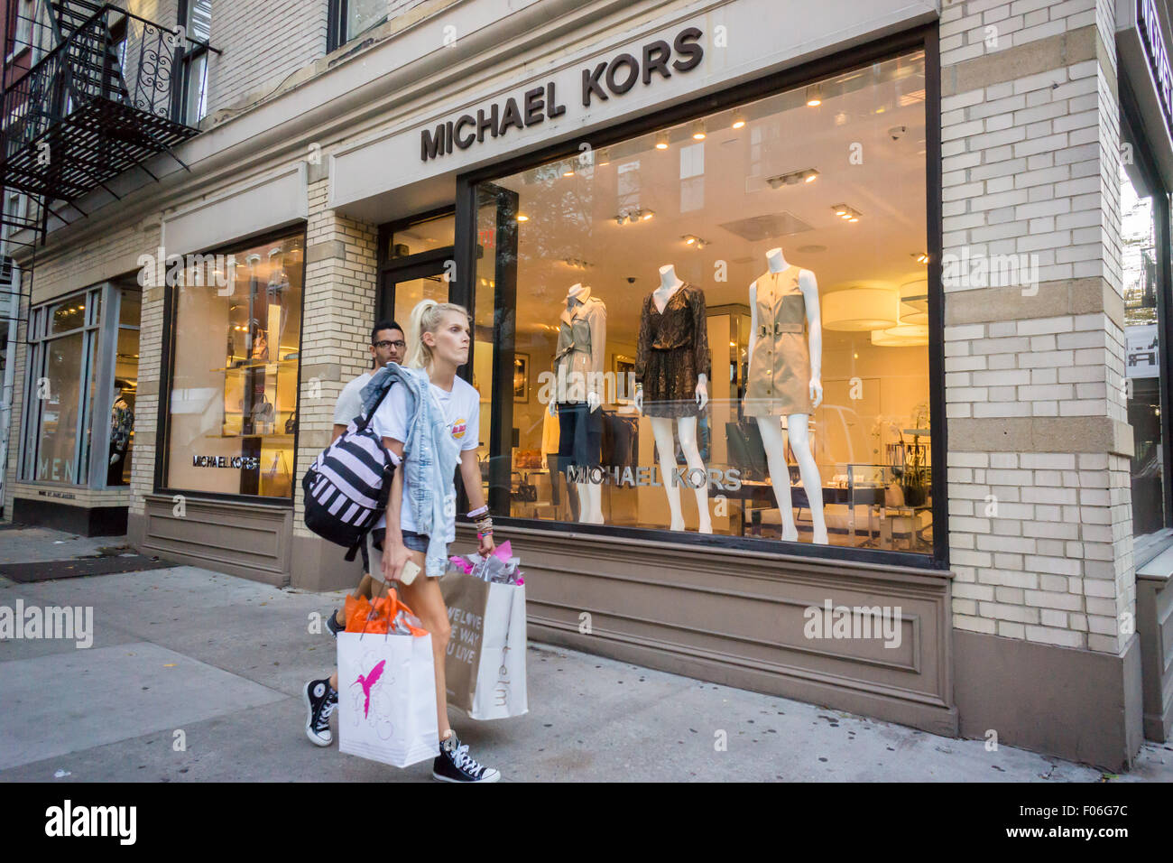 Michael Kors New York