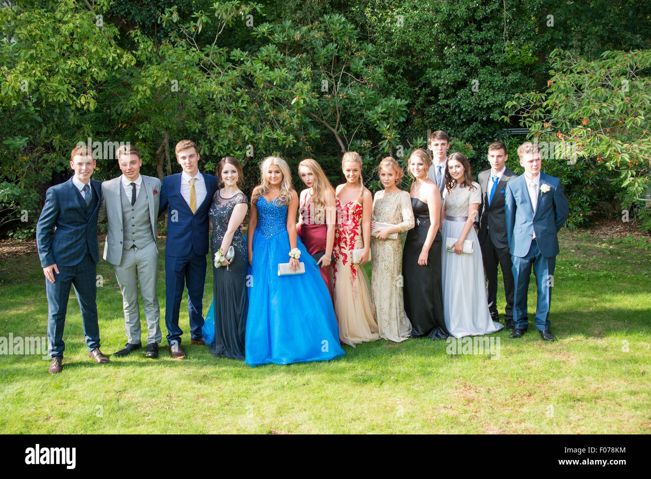 Prom Dresses On Boys