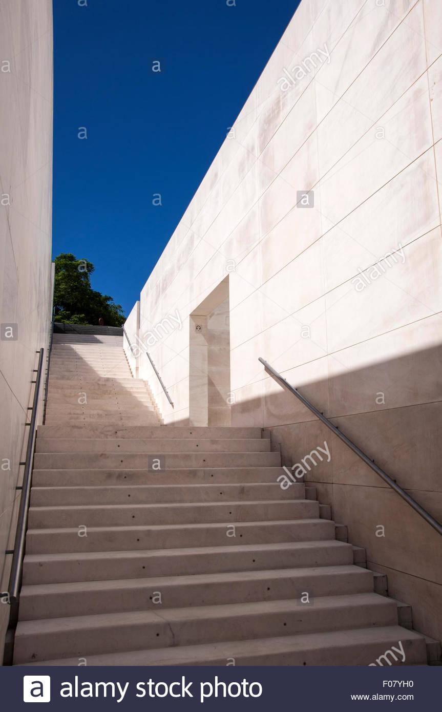 Modern Architecture Museum caixaforum barcelona, modern architecture, museum, catalonia spain