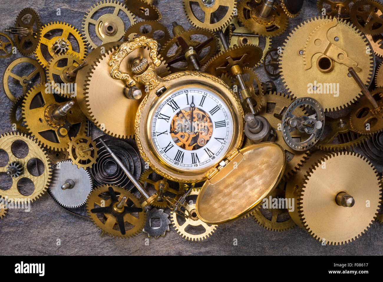 Clock Parts Movements Motors Dials Hands and Clock Kits