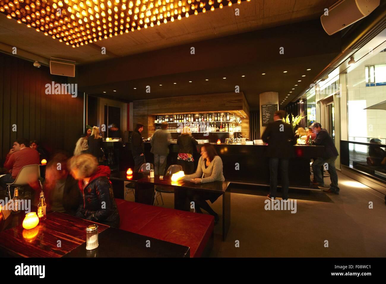 Stuttgart single bar
