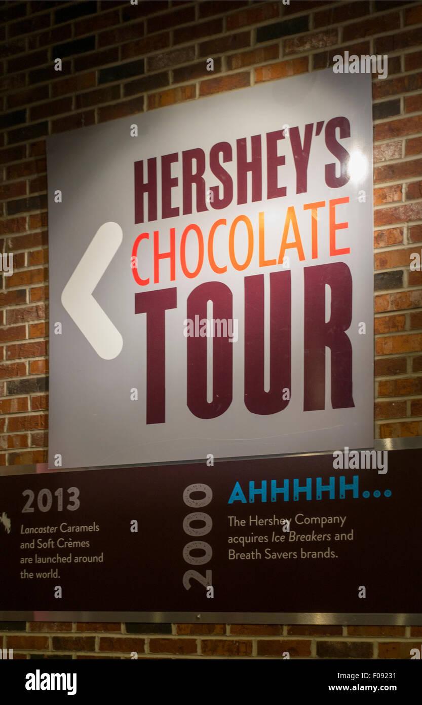 Hershey's Chocolate World tour Stock Photo, Royalty Free Image ...