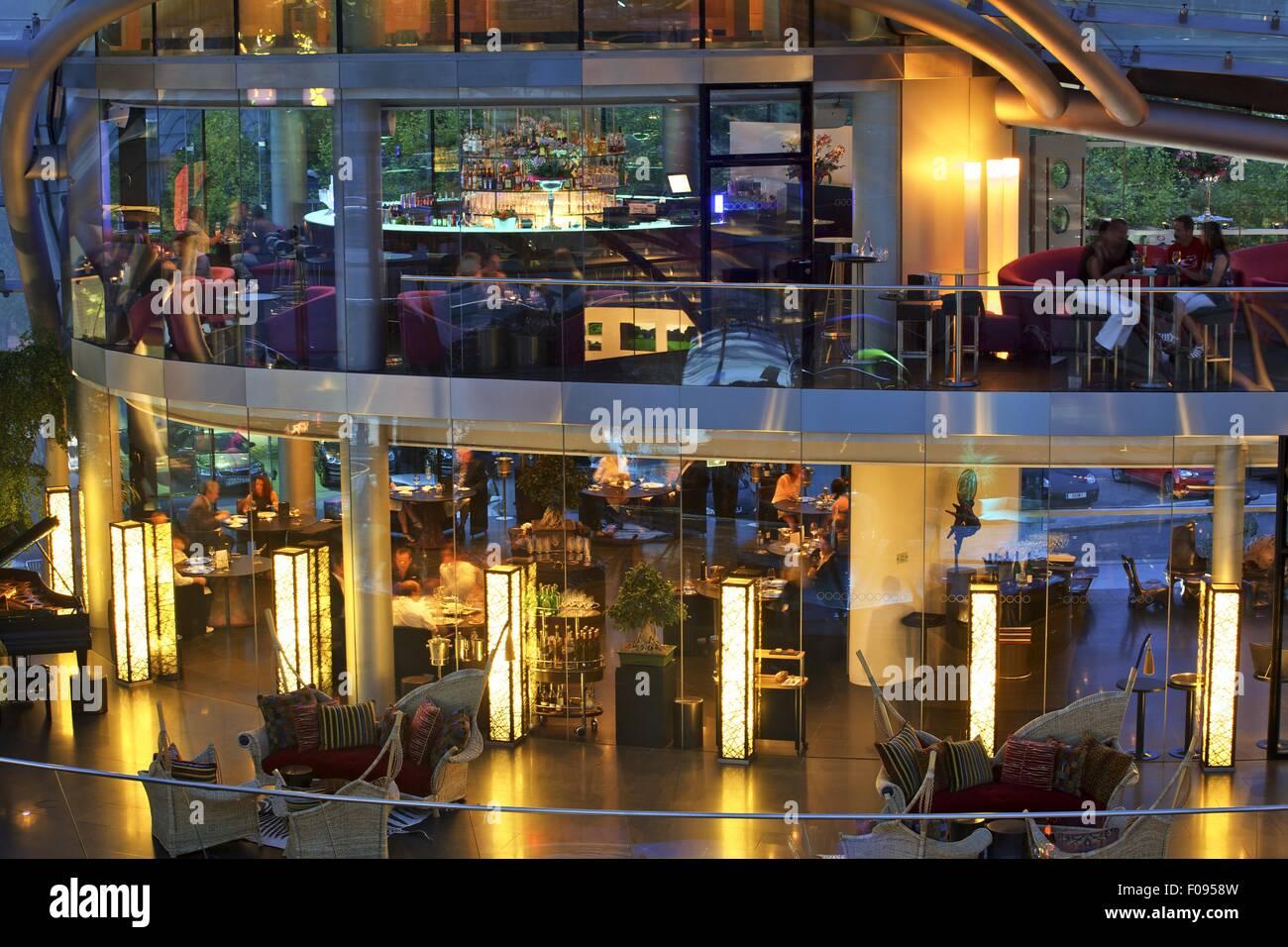 Ikarus Restaurant Salzburg