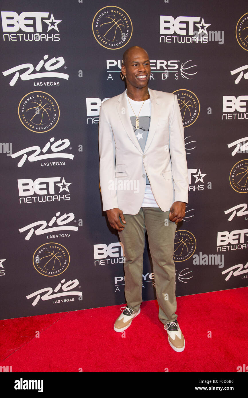Former NBA player Al Harrington attends The Players Awards at the