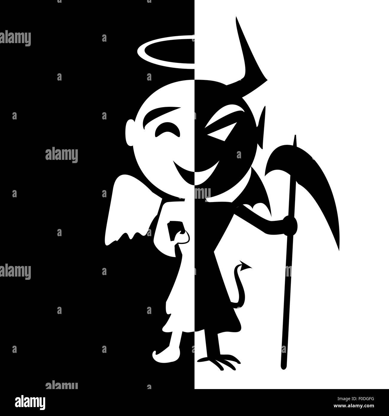 Bipolar disorderile of saint and satan angel and devil in same bipolar disorderile of saint and satan angel and devil in same person good or evilfake man biocorpaavc Gallery