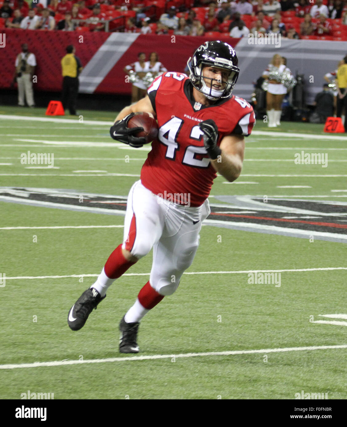 GAME Atlanta Falcons Patrick DiMarco Jerseys